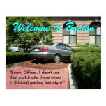 Welcome to Boston Post Card
