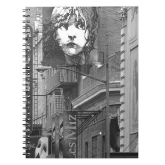 Welcome to Broadway Notebook