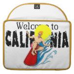 "Welcome to Cal Macbook Pro 15"" Sleeve MacBook Pro Sleeve"