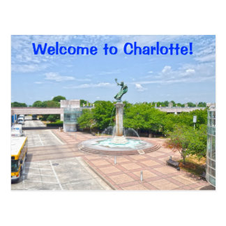 Welcome to Charlotte! Postcards