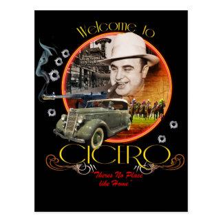 Welcome to Cicero Postcard