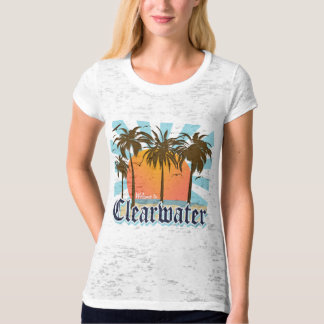 Welcome to Clearwater Beach Florida T-Shirt
