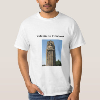 Welcome to Cleveland1 T Shirt