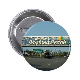 Welcome to Daytona Beach Button