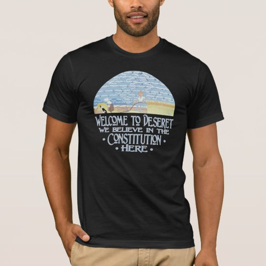 Welcome to Deseret T-Shirt