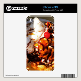 Welcome To Diabetes iPhone 4S Skin