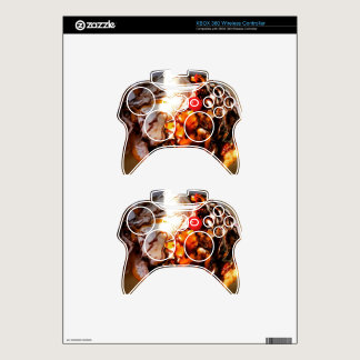 Welcome To Diabetes Xbox 360 Controller Decal