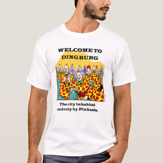 Welcome To Dingburg #3 T-Shirt
