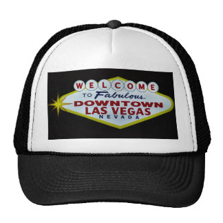 Welcome to Downtown Las Vegas Trucker Hat