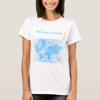 Welcome to Earth 08 T-Shirt