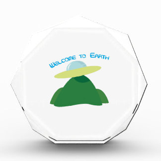Welcome To Earth Award