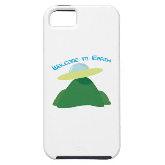 Welcome To Earth iPhone 5 Cover