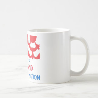 Welcome to England: A Con-Dem Nation Classic White Coffee Mug
