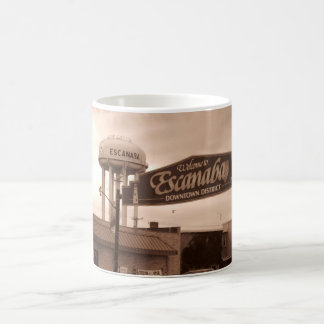Welcome To Escanaba Coffee Mug