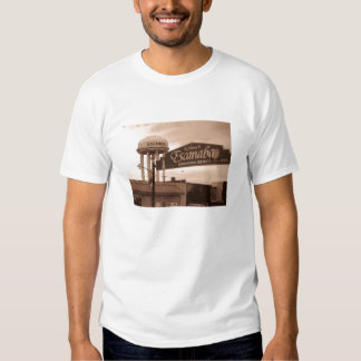 Welcome to Escanaba T-shirt