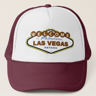 Welcome to Fabulous Las Vegas Brown Cap