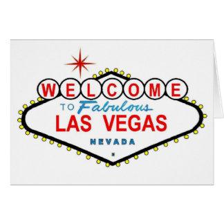 Welcome to Fabulous Las Vegas Card