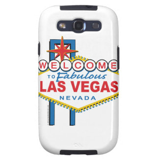 Welcome to Fabulous Las Vegas Galaxy SIII Case