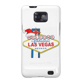 Welcome to Fabulous Las Vegas Christmas Samsung Galaxy S2 Cover
