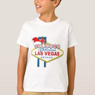 Welcome to Fabulous Las Vegas Christmas T-Shirt