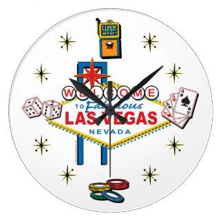 Welcome to Fabulous Las Vegas Wall Clocks