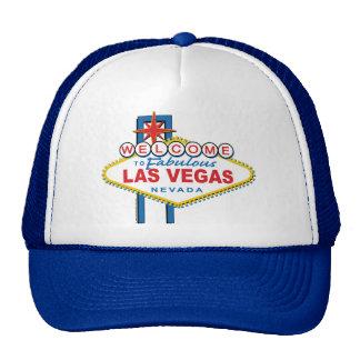 Welcome to Fabulous Las Vegas Trucker Hat