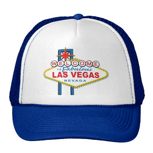 Welcome to Fabulous Las Vegas Hat