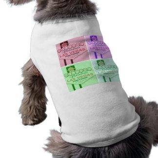Welcome to Fabulous Las Vegas Honeymoon Doggie Tee