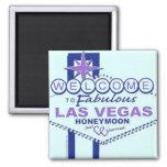 Welcome to Fabulous Las Vegas Honeymoon Magnets