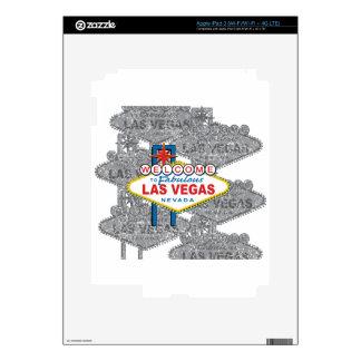 Welcome to Fabulous Las Vegas iPad 3 Skin