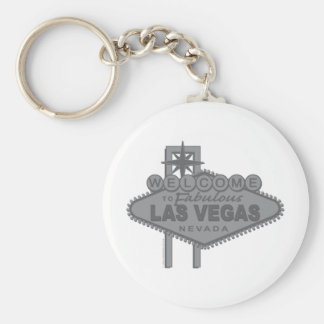 Welcome to Fabulous Las Vegas Keychain