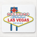 Welcome to Fabulous Las Vegas Mouse Pad