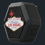 """Welcome to Fabulous Las Vegas, Nevada Black Bluetooth Speaker<br><div class=""""desc"""">This Welcome to Fabulous Las Vegas sign is probably the most famous sign in the entire the USA. To truly modern icon.</div>"""