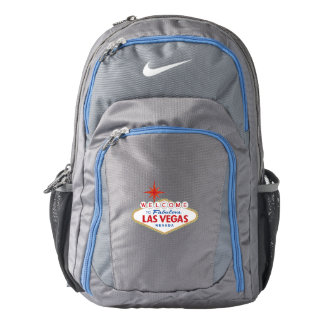 Welcome to Fabulous Las Vegas, Nevada Nike Backpack