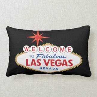 Welcome to Fabulous Las Vegas, Nevada Pillow