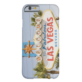 Welcome to fabulous las vegas nevada sign iPhone 6 case