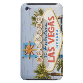 Welcome to fabulous las vegas nevada sign iPod touch Case-Mate case
