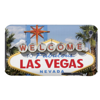 Welcome to Fabulous Las Vegas Nevada Sign iPod Touch Covers