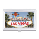Welcome to Fabulous Las Vegas Nevada Sign Business Card Cases
