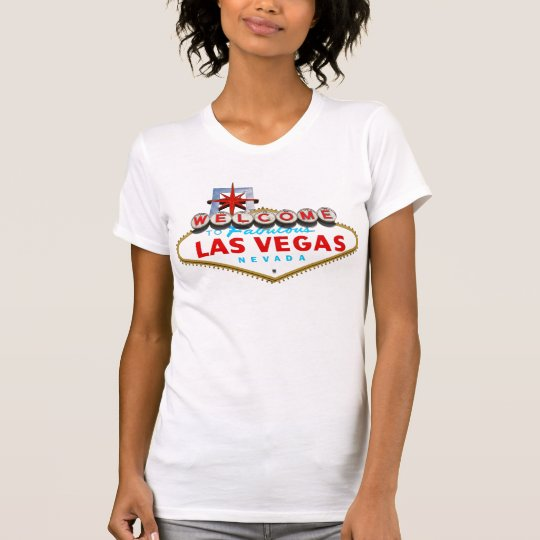 Welcome to Fabulous Las Vegas, Nevada Tee