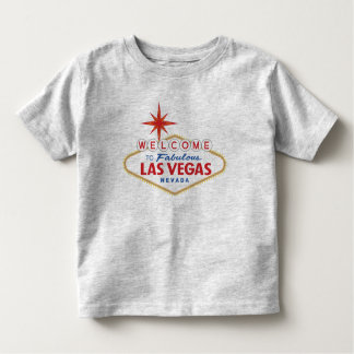 Welcome to Fabulous Las Vegas, Nevada Toddler T-shirt