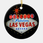 Welcome to Fabulous Las Vegas Ornament