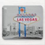 Welcome to Fabulous Las Vegas Retro Mousepad