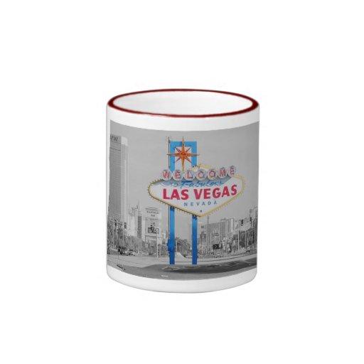 Welcome to Fabulous Las Vegas Ringer Mug