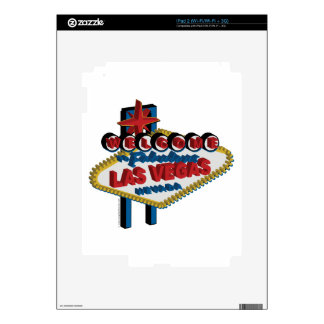 Welcome to Fabulous Las Vegas Skin For The iPad 2