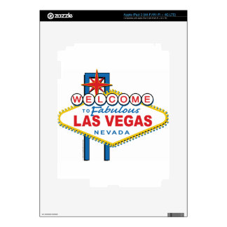 Welcome to Fabulous Las Vegas Skins For iPad 3