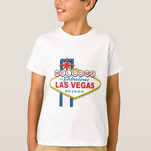 Welcome To Fabulous Las Vegas T Shirt Zazzle
