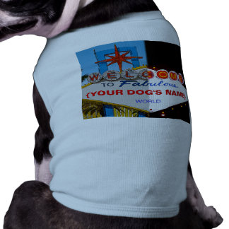 Welcome to Fabulous Your Dog's World! Shirt