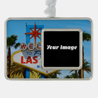 Welcome to Fabulous - your image Christmas Ornament