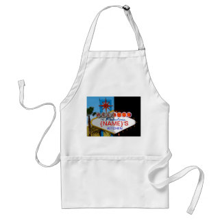 Welcome to Fabulous Your Kitchen! Adult Apron